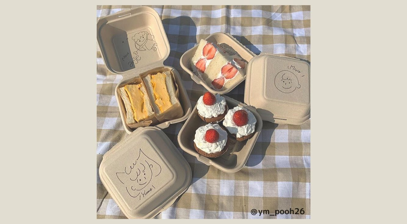 簡単でお洒落な手作りレシピ♡かわいいお菓子でおうちカフェを満喫しよう!