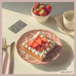 可愛くて美味しいアレンジトーストで簡単おうちカフェ♪バリエーションも紹介!