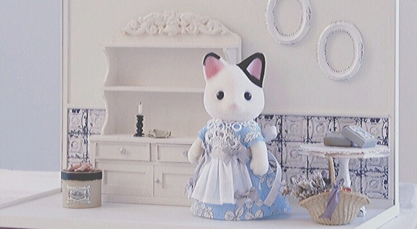 「シルバニアファミリー展」に行こう♡人形やお家など1,000点以上を一堂に集め公開!