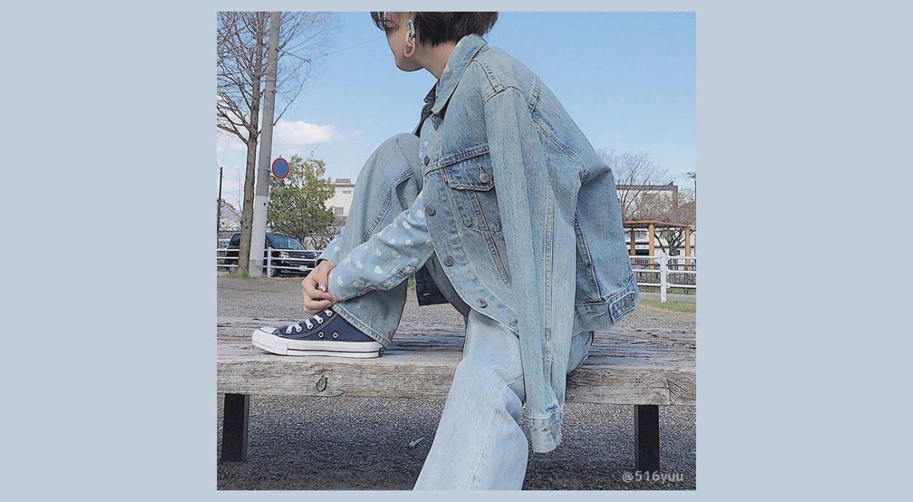 春の定番マストアイテム!デニムジャケットを今年っぽく着こなそう!