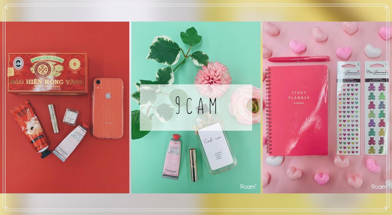 【9cam】韓国のAppStoreで上位にランクイン!撮った写真にピッタリなフィルターを自動で選んでくれるアプリ📷🌈【楽チン】