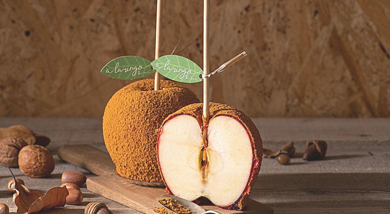 りんごの季節到来!青森りんごの専門店「a la ringo」から、キャラメルを使った秋限定メニュー3品が新登場!!