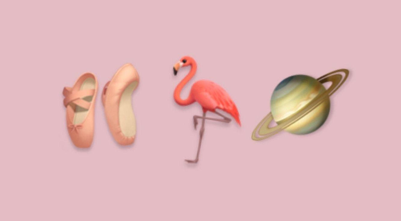 iOS13.2で新しい絵文字が追加!ずっと待ってたフラミンゴやバレエシューズなど、今すぐ使いたい絵文字がたくさん♥