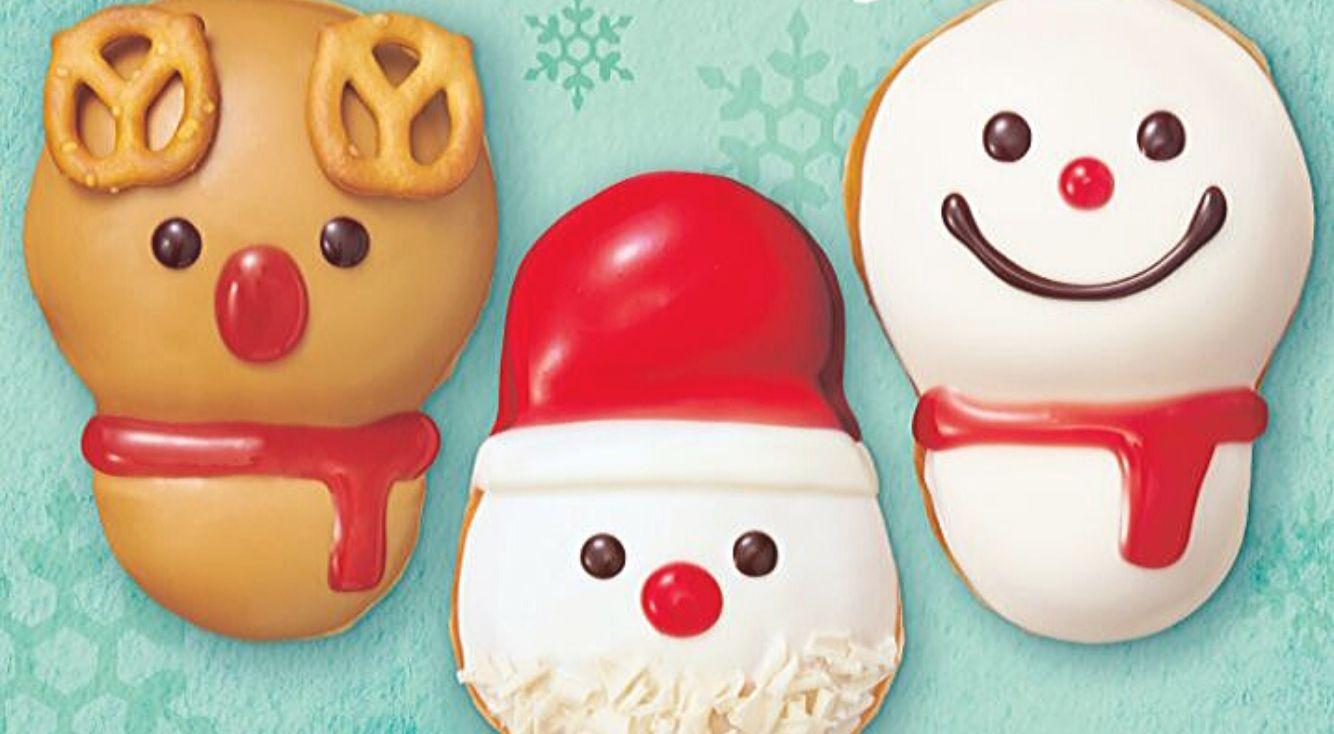 サンタやトナカイが可愛いベビーに♥クリスピー・クリーム・ドーナツの「BABY MERRY Holiday」が販売開始!