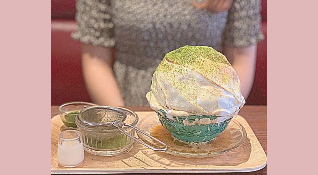 焼き氷やパフェっぽかき氷が食べられる♡吉祥寺cafe Lumiere(カフェ ルミエール)に行ってきました!