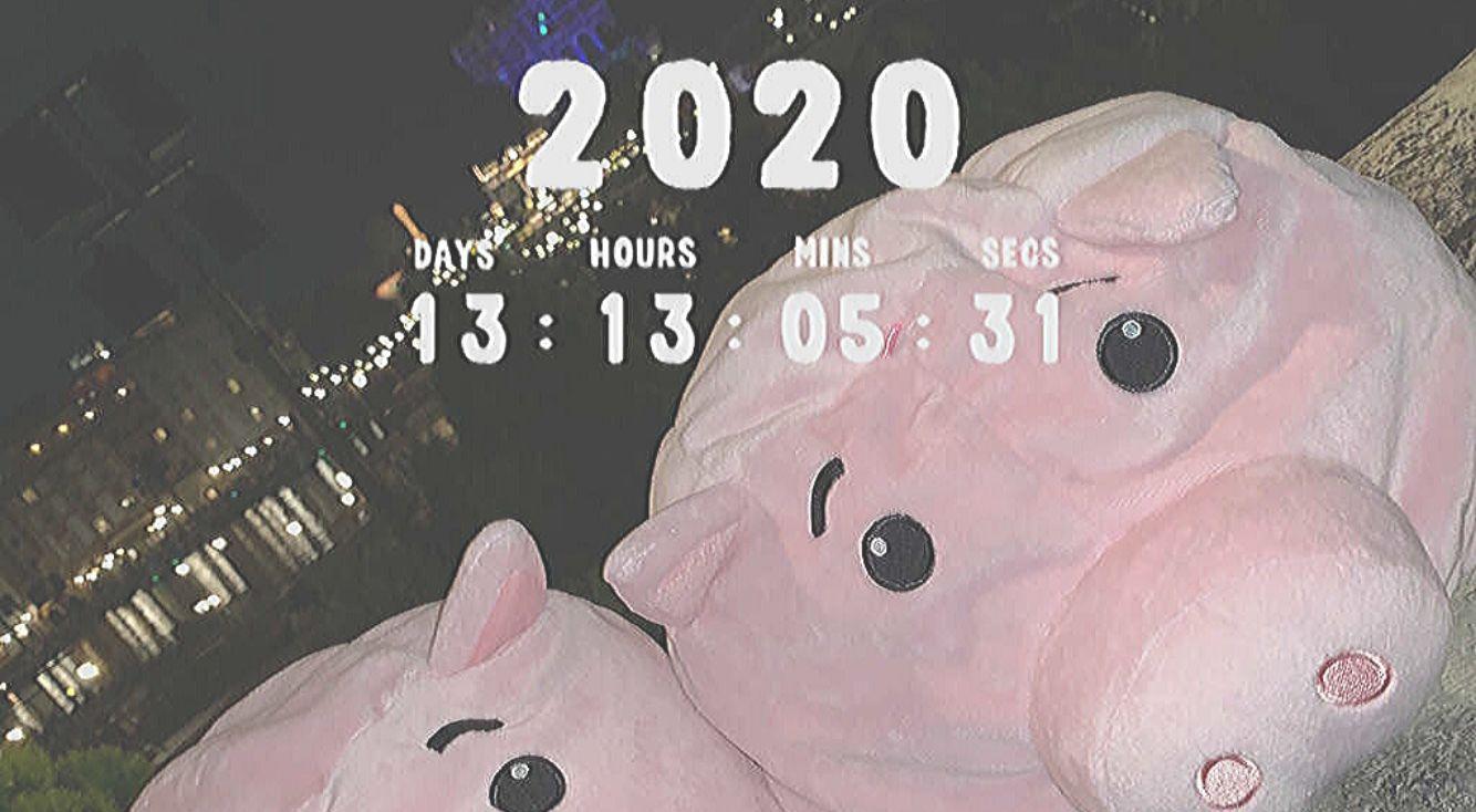 新年あけおめストーリー!2020年一発目のストーリー&投稿をかわいく投稿しよう♡