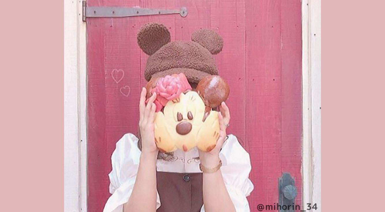 チックタックダイナーで可愛いミニーちゃんのパンがハロウィン限定で登場!インスタ映えする撮り方も紹介♡