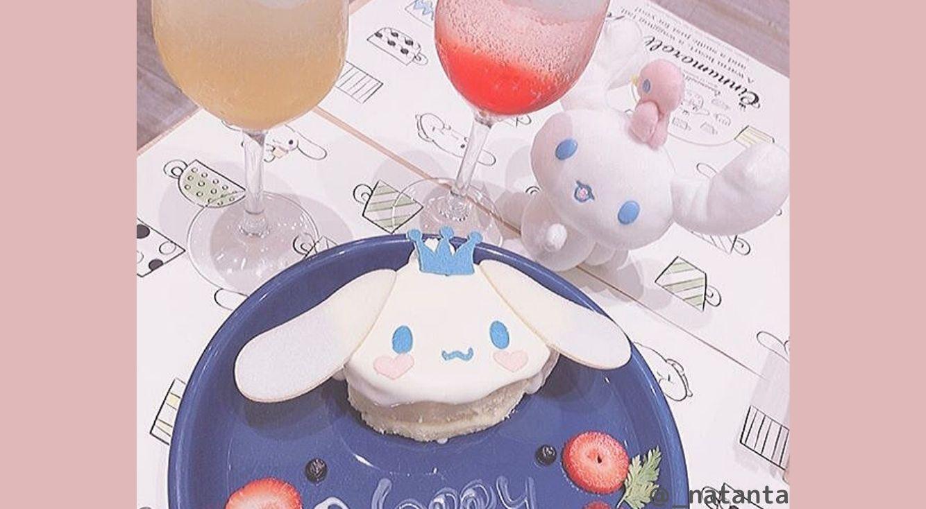 サンリオ好き必見! シナモンだらけの「シナモロールカフェ」がかわいすぎる♡