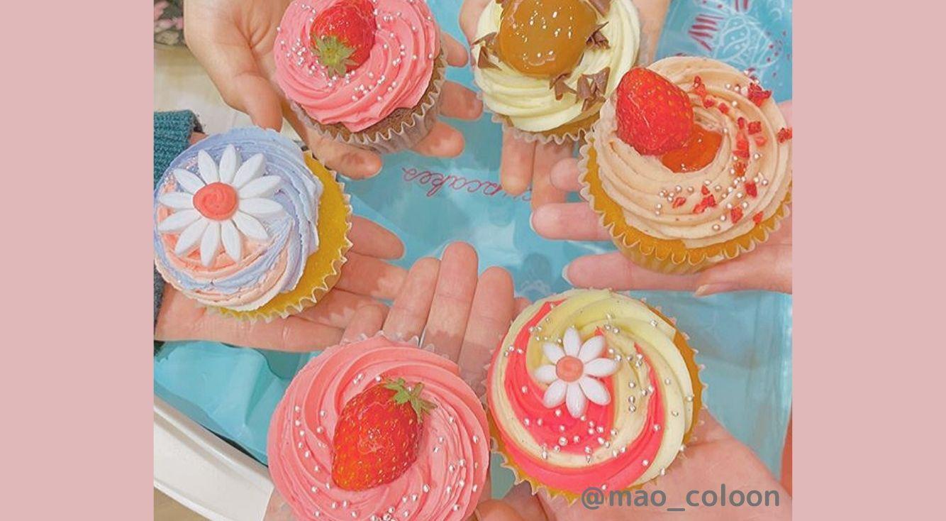 ロンドン発!LOLA'S Cupcakes(ローラズカップケーキ)のファンシーで可愛いカップケーキ♥