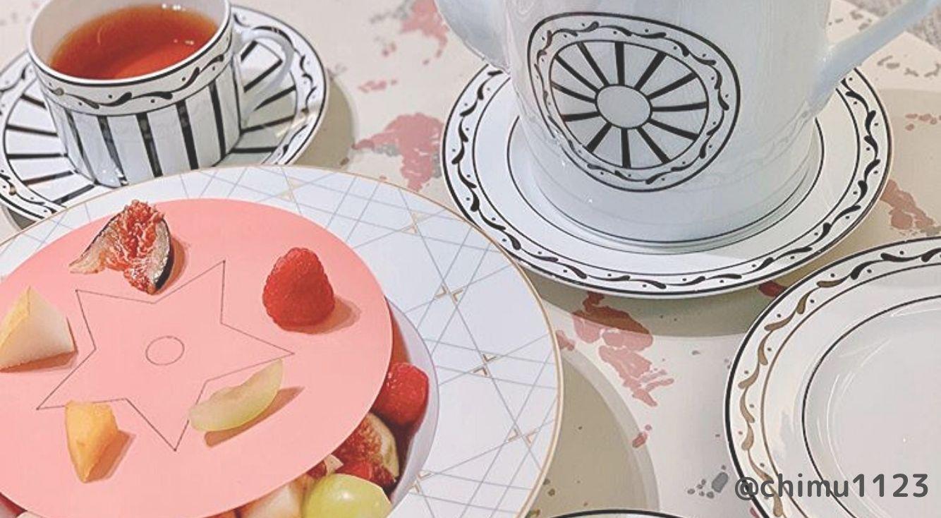 「ディオール」×「ピエールエルメ」の高級感あふれるカフェが話題!【Cafe Dior by Pierre Herme】
