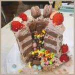 ケーキの中からたくさんのお菓子が!「ギミックケーキ」って知ってる?おすすめのデザインも一挙紹介!
