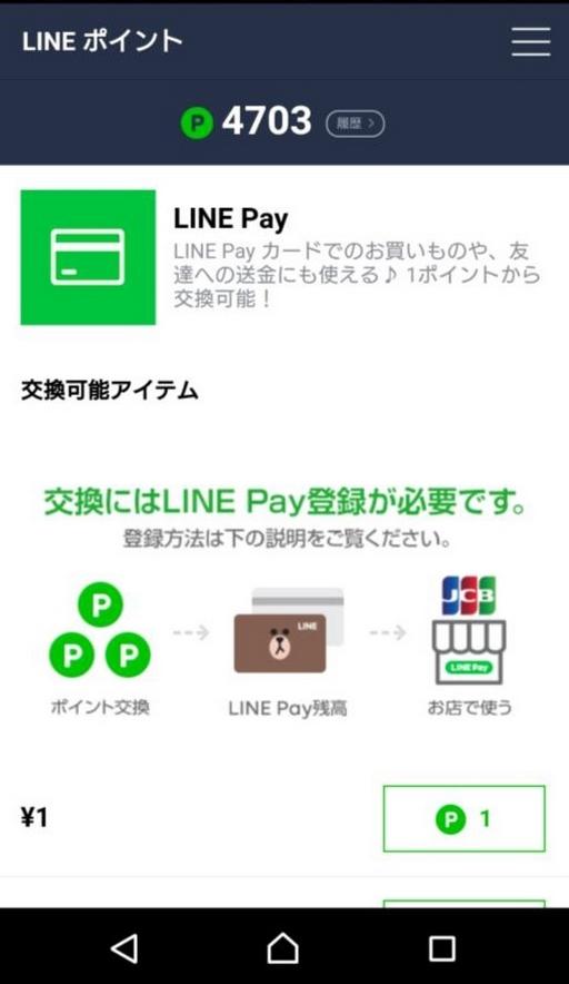 LinePayカードのデザインの種類