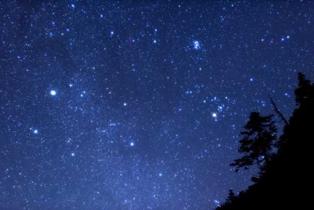 君の名は。夜空