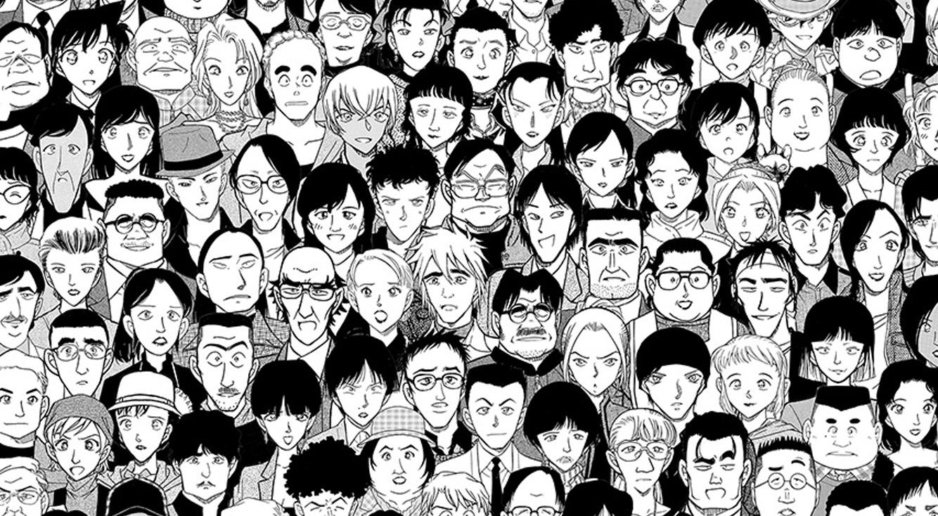 「名探偵コナン」2億冊事件が発生!あなたもコナンに登場できるかも?【名探偵コナン 顔メーカー】