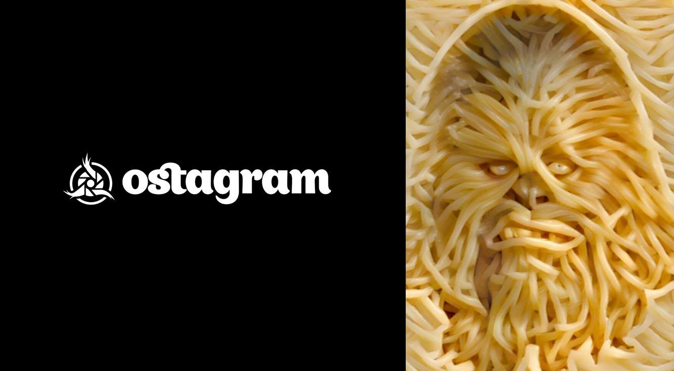 使い方もご紹介!麺コラがSNSで話題の画像合成サイト【Ostagram】