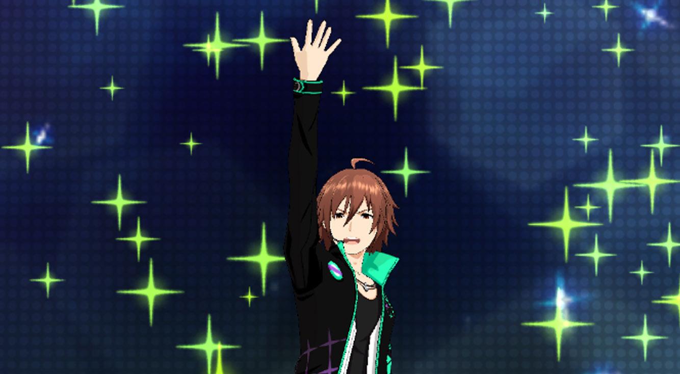 【エムステ】まもなくアニメ放送! SR以上確定ガシャも登場などエムステもパワーアップ☆
