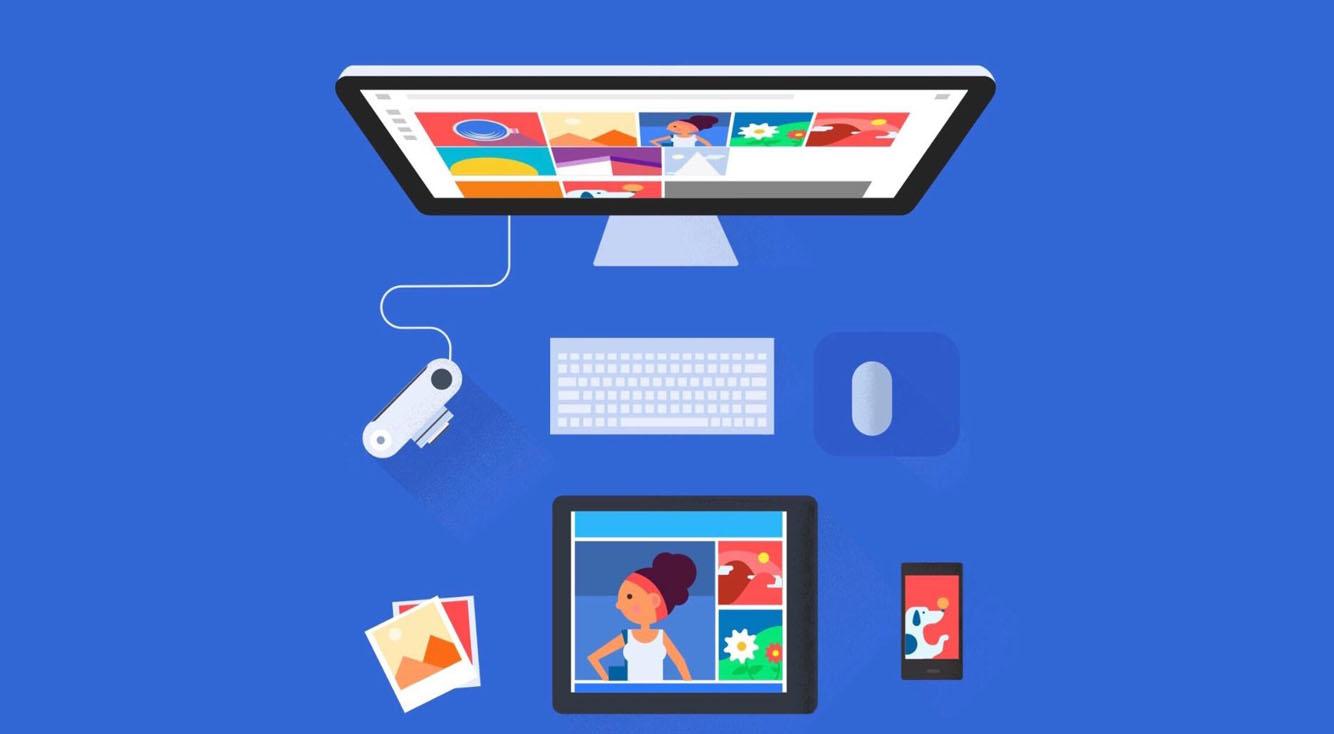 写真をスマホとPCで簡単に共有する方法。Googleフォト活用術