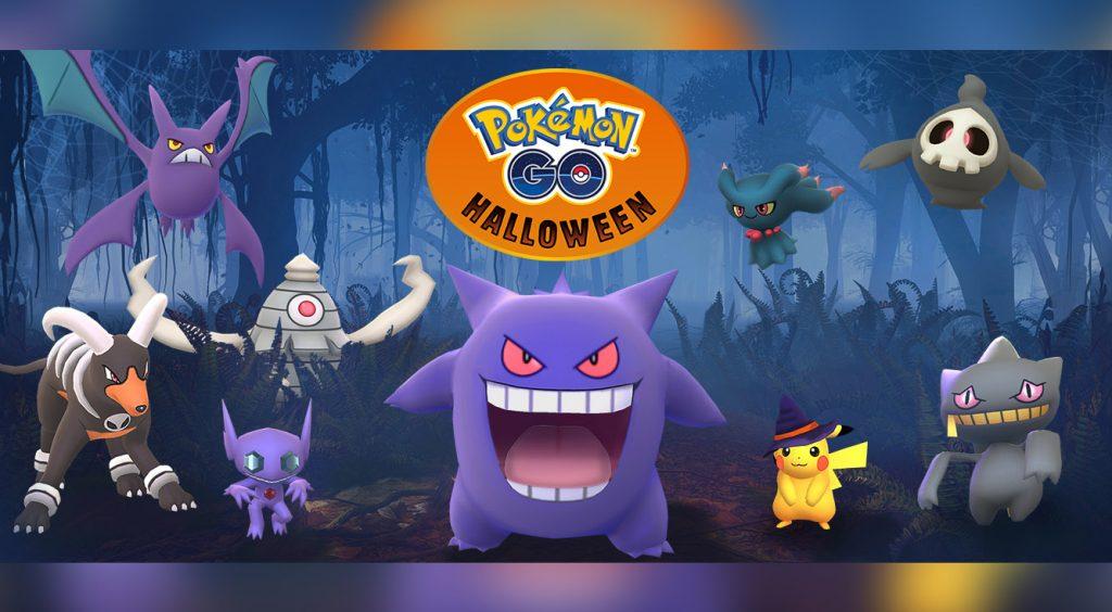 【ポケモンGO】今年もハロウィンイベントが開催♡ルビサファのポケモンも登場!