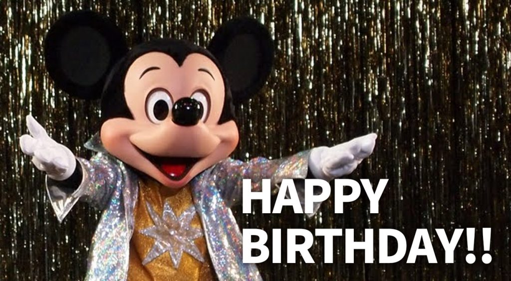 【11/18】今年もこの日がやってきたー!【祝】ミッキー・マウス誕生日記念まとめ♡【豪華プレゼントあり】