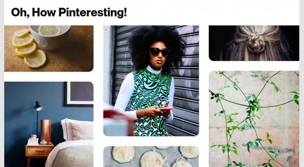 スクラップブック感覚で自分だけの画像コレクションを作ろう!【Pinterest(ピンタレスト)】