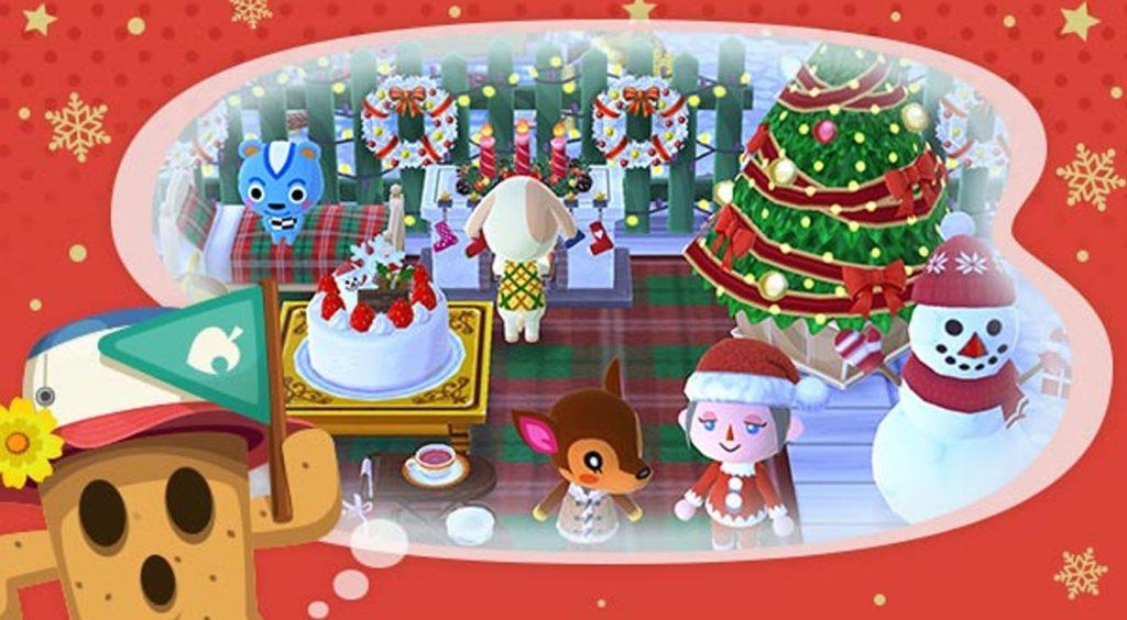 ポケ森初イベントはクリスマス🎄いっぱい家具をクラフトしてキャンプ場をクリスマス仕様にしてみよう!【どうぶつの森ポケットキャンプ】