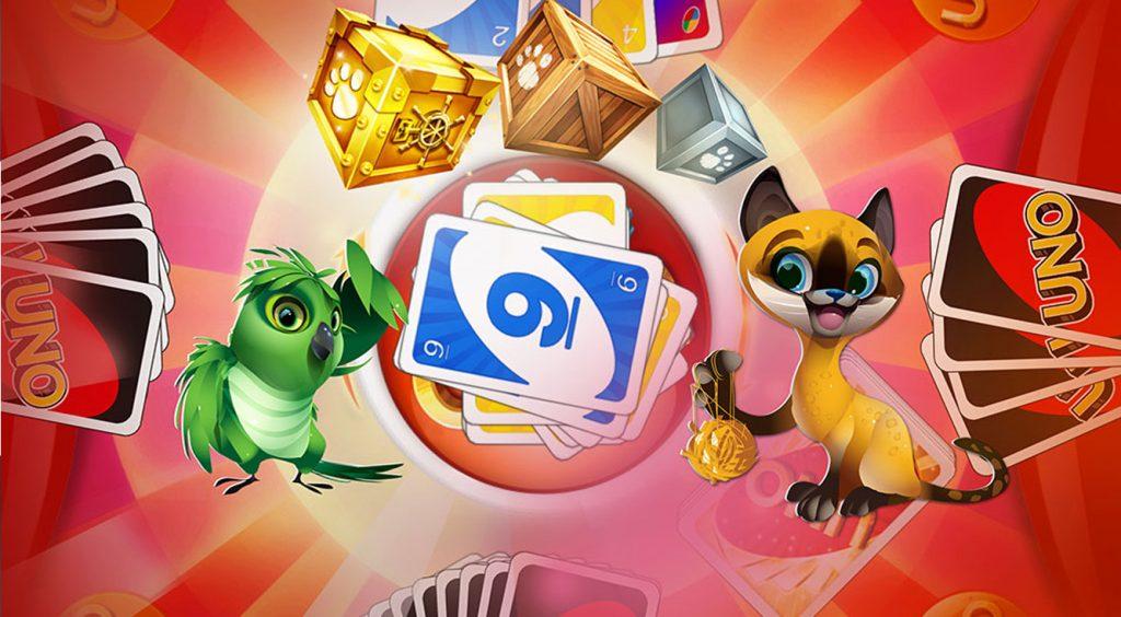 世界のウノ友とオンライン対決!スマホで遊べる正統派UNOアプリ【UNO & friends】