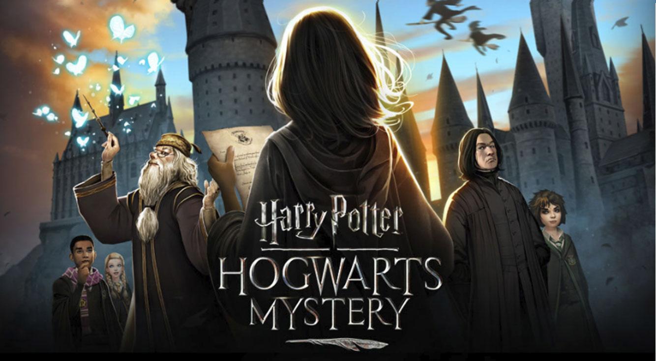 【ハリポタ】Harry Potter:Hogwarts Mystery(ハリーポッター ホグワーツミステリー)リリース予定!【事前登録】