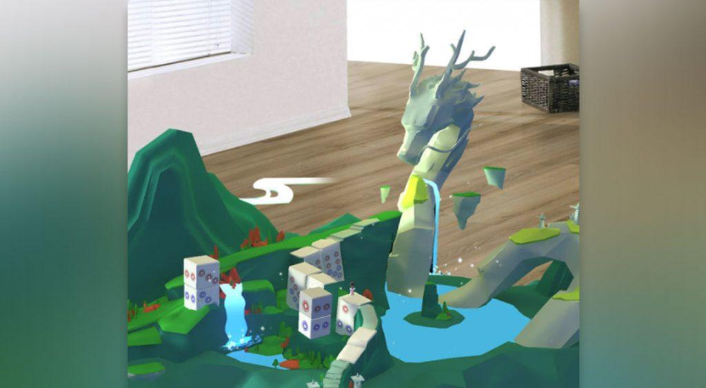 現実で夢幻の旅を。中国風で幻想的なAR謎解きアプリ【夢(YuME)】