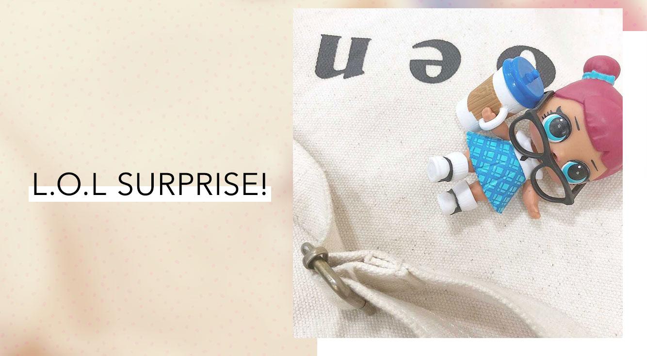 インスタで話題♡L.O.L SURPRISE!(エルオーエル サプライズ) からシリーズ3 9サプライズ!が12/1に発売❤