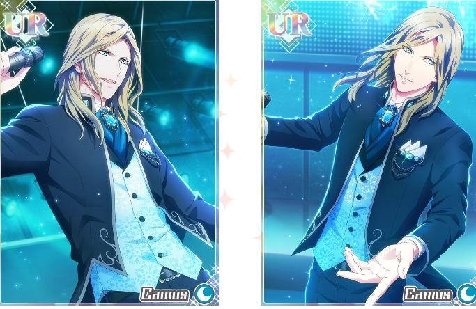 【シャニライ】【UR】カミュ「Aqua Crystal」