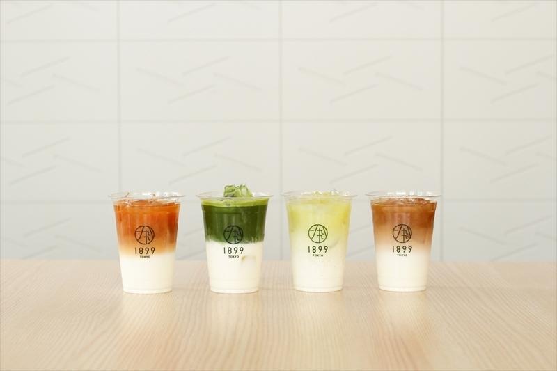 新橋の日本茶専門カフェ・CHAYA 1899 東京で、新メニュー「ほうじ茶パン」「煎茶ラテ」発売!