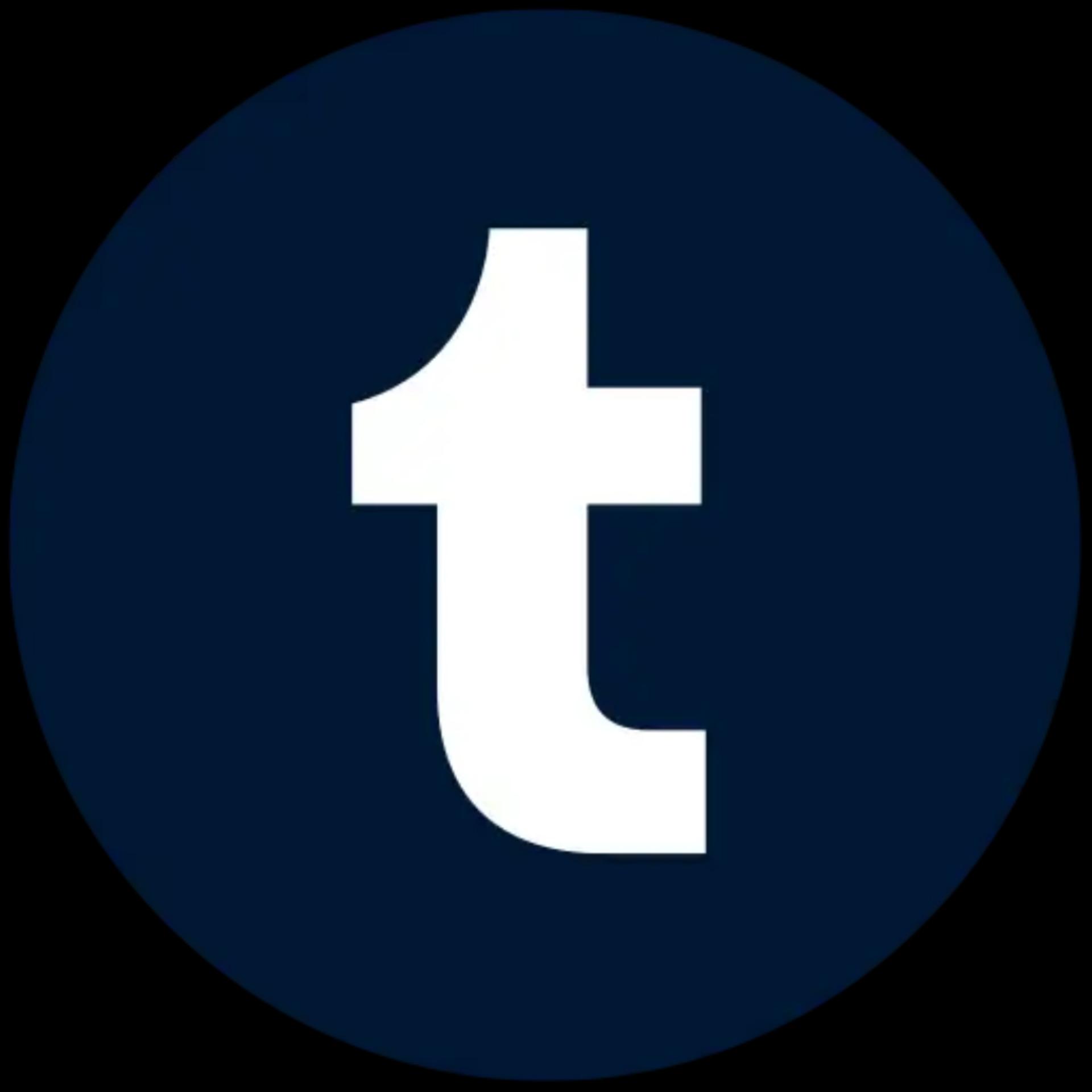 Tumblr アプリ トップ アイコン 画像