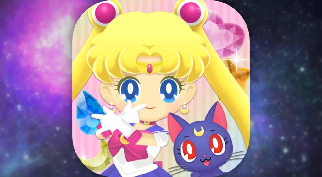 美少女戦士セーラームーン初のアプリが登場!【セーラームーンドロップス】