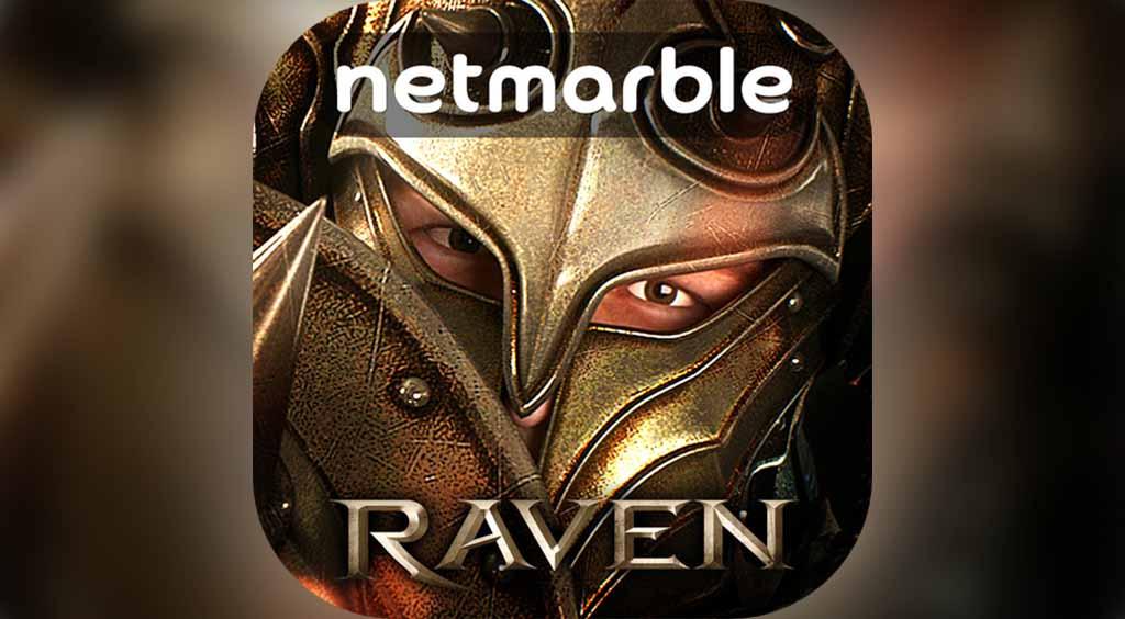 超美麗グラフィックでキャラクターが喋る、爽快アクションRPG。【レイヴン(RAVEN)】 :PR