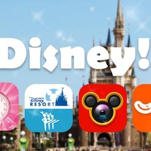 ディズニーのお悩み全て解決!TDRをもっと快適に楽しむためのアプリまとめ