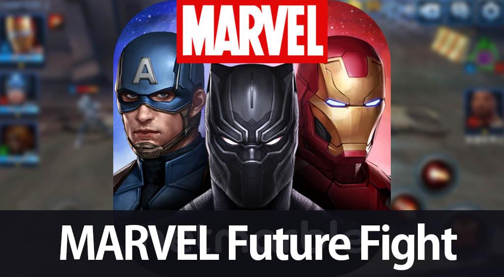 「シビル・ウォー」を見た後は、このゲーム!アメコミヒーローの大乱闘を体験!【MARVEL Future Fight】
