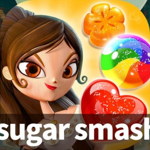 メキシコ風3マッチ定番パズル~お砂糖を添えて~ :PR