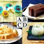 心理テスト|好きな夏和菓子で簡単にわかる!どんな恋愛をするの?