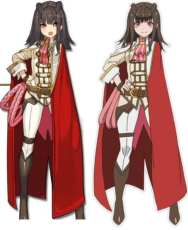 ラストピリオドのエーリカのアニメ版との比較