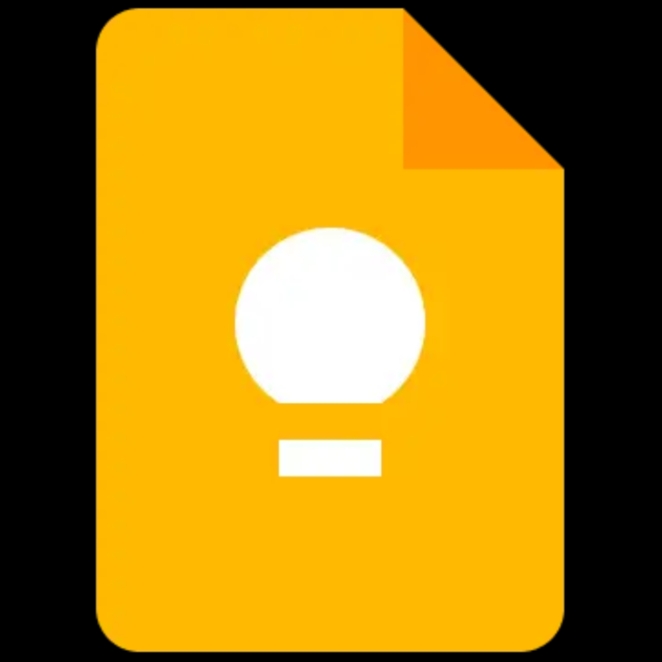 Google Keep メモ アプリ アイコン