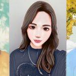 カメラアプリ「Meitu」の似顔絵機能を紹介!アイコンに使える可愛いアバター作成アプリも紹介!