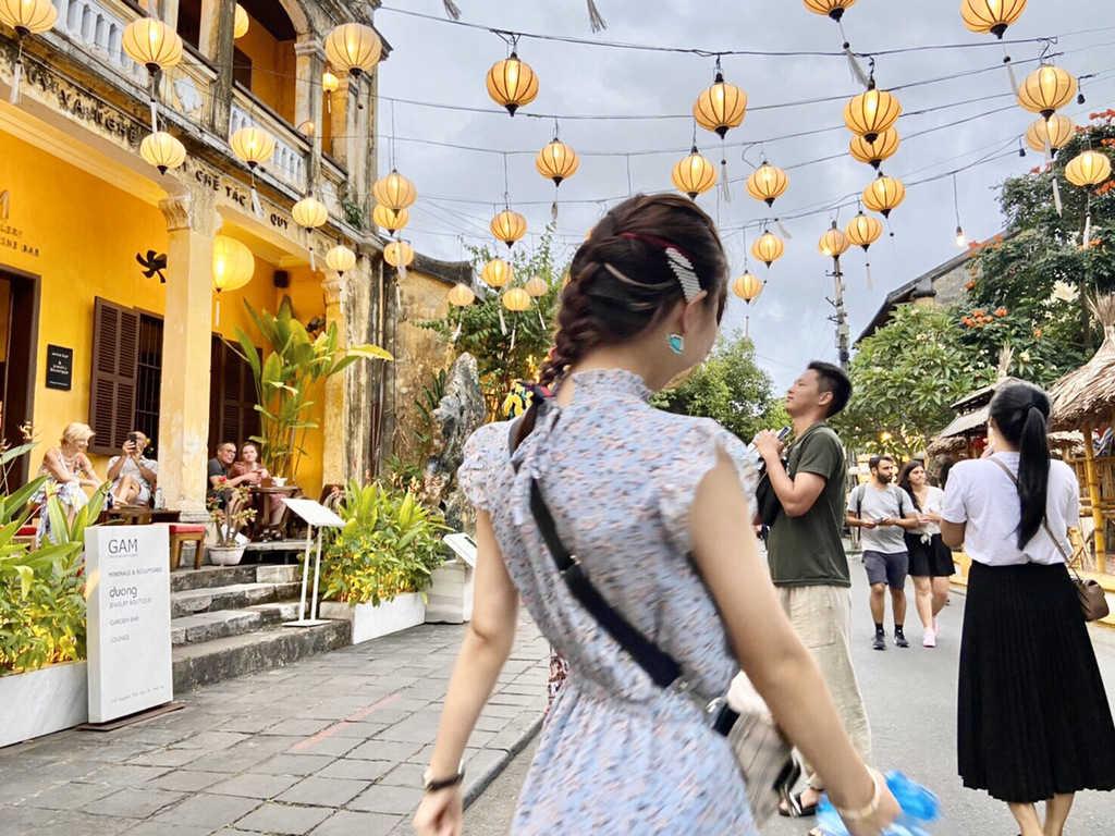 旅行レポ まるでラプンツェルの世界 ベトナム ホイアンの見どころ
