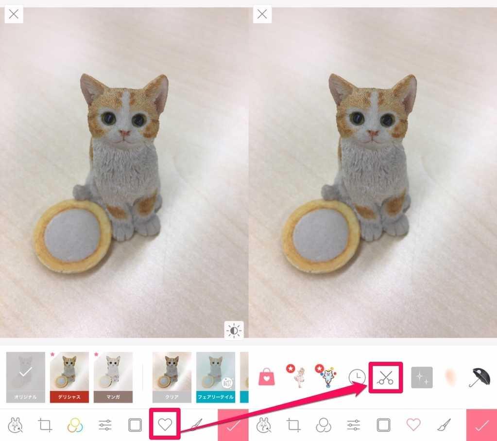 LINECameraで自作スタンプを作る