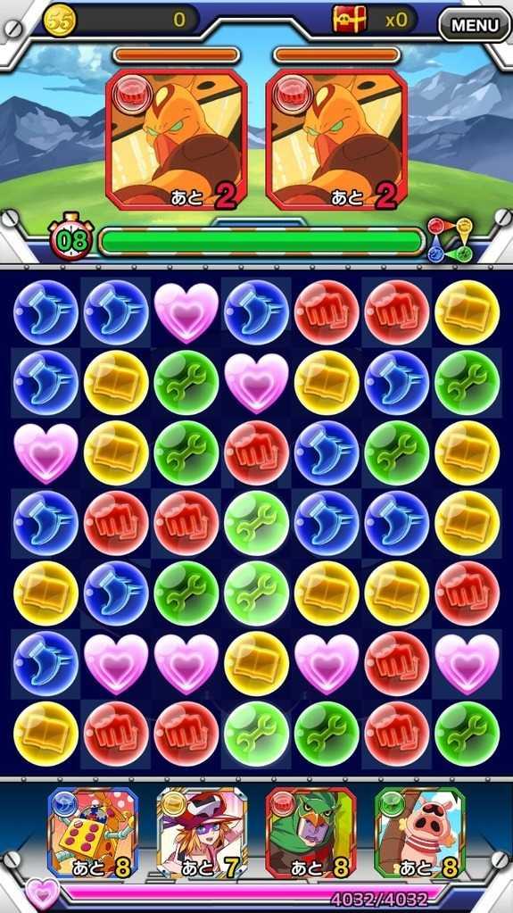 ガッチャマンやドロンジョ様などタツノコプロのキャラクターが登場するパズルアプリ