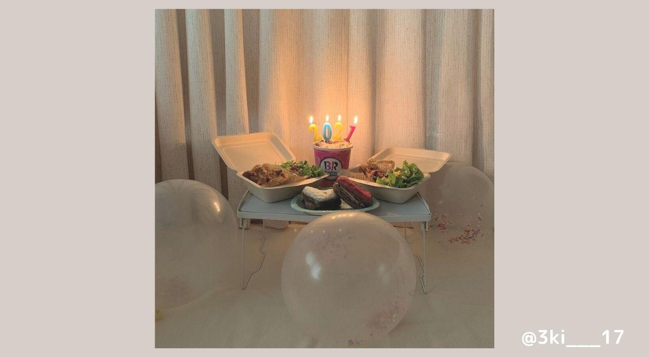 韓国で流行中!記念日やお誕生日はサーティワンアイスクリームでお祝いしよう♡
