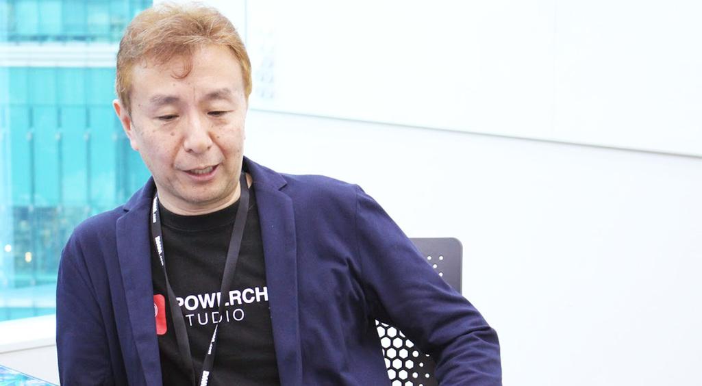 レジェンヌの企画のコンセプトについて語る平田さん