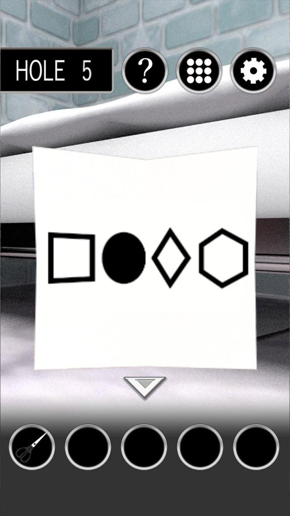 360度視点の脱出ゲームThe hole2