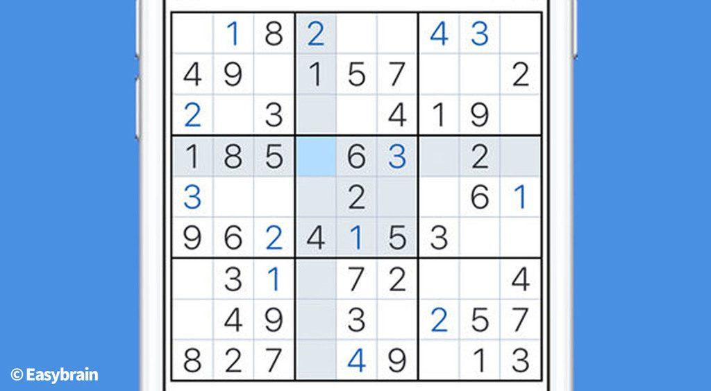 数独初心者が挑む、数字パズルの定番!初級から上級まで遊べる【ナンプレ – 古典的ロジックゲーム】