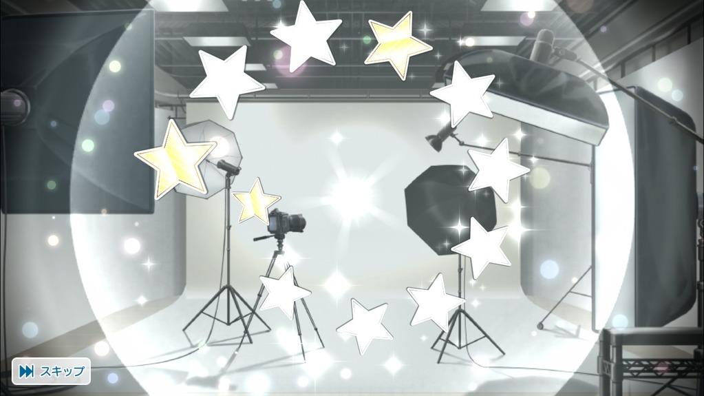 「うたのプリンスさまっ Shining Live」で金のスターを3つ獲得