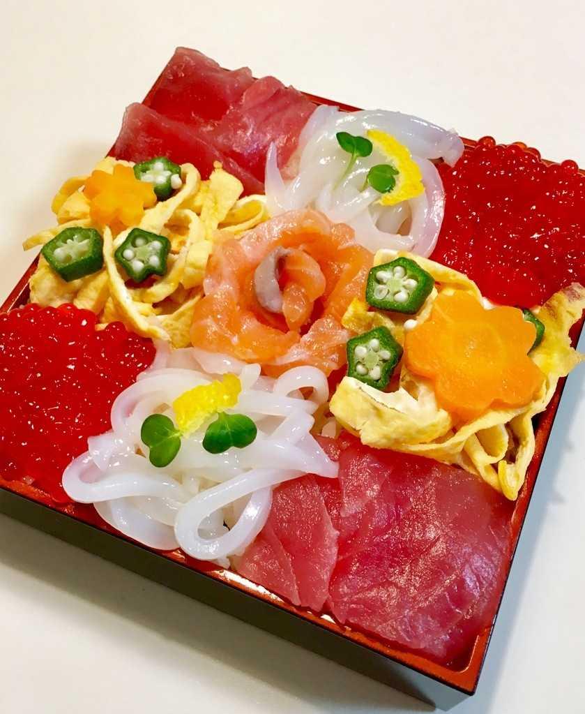 モザイク寿司作ってみた